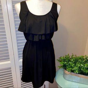Ruffled Sleeveless Dress by Ultra Pink NWT sz XS